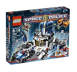LEGO? Space Police Central 5985 by LEGO