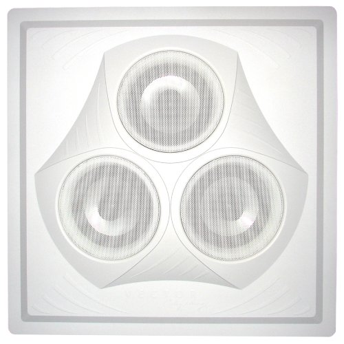 Pure Resonance Audio Prs-Vca Vector Ceiling Speaker Array 120 Watts Built-In 8 Ohm / 70 Volts