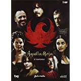 Aguila Roja-3ª Temporada (5 DVD)