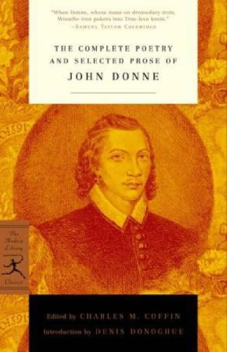 Image of The Complete Poetry and Selected Prose of John Donne