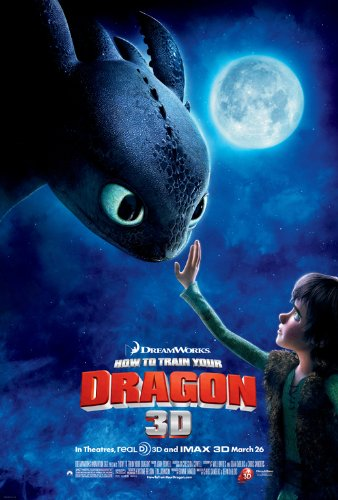 How to Train Your Dragon Poster Movie D (27 x 40 Inches - 69cm x 102cm) Jay Baruchel Gerard Butler America Ferrera Craig Ferguson Jonah Hill Christopher Mintz-Plasse