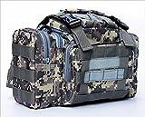 3way ポケット いっぱい 大容量 フィッシングバッグ 釣り バッグ