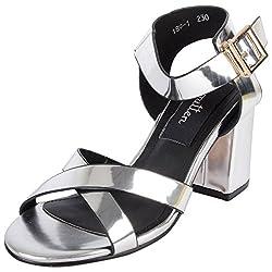 Smitten Dance Shoes For Women ( Silver )