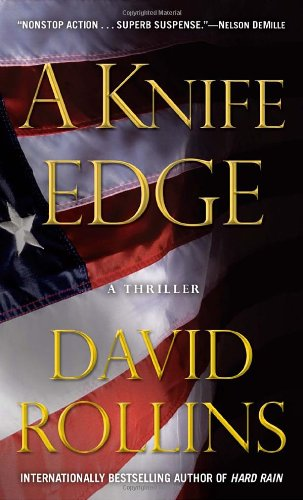 A Knife Edge: A Thriller (Vin Cooper)