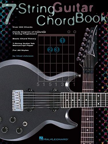 7 STRING GUITAR CHORD BOOK (Pb)