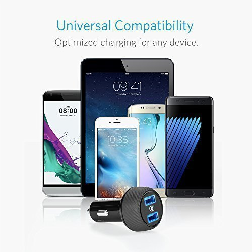Anker Quick Charge 3.0 39W Dual