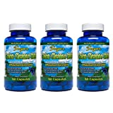 Super Colon Cleanse 1800 Maximum Strength *LAST DAY PRICE SPECIAL* Detox and Weight Loss | All Natural 3 Pack Supply