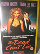 The Dead Can't Lie [1988] [DVD] by Lloyd…