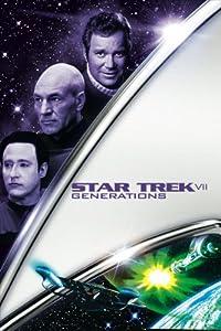 Star Trek Generations (1994) Science Fiction (BluRay)