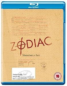 Zodiac - Director's Cut [Blu-ray] [2007] [Region Free]