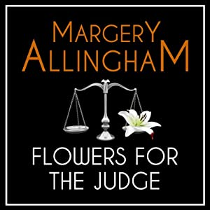 Flowers for the Judge Audiobook