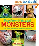 Papiermache Monsters