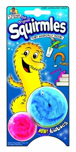 Nowstalgic Toys Squirmles, The Magical Pet