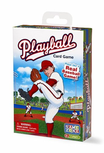 Play Ball! Card Game - 1