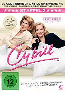 Cybill - Staffel 2 (4 DVDs)