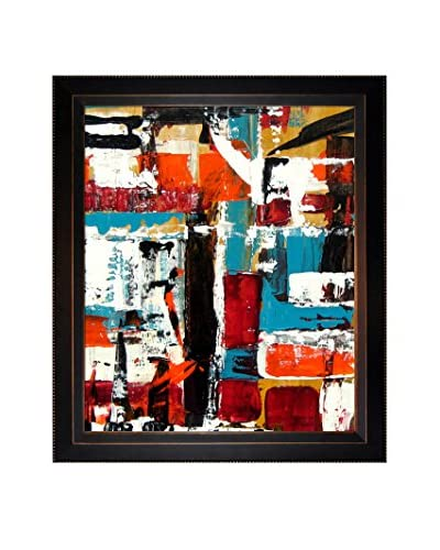 Elwira Pioro Untitled IV Framed Print On Canvas, Multi, 29″ x 25″