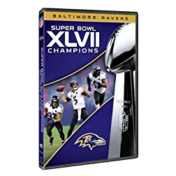 NFL Super Bowl XLVII Champions: 2012 Baltimore Ravens
