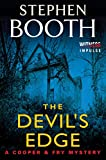 Stephen Booth The Devil's Edge (Cooper & Fry Mysteries)