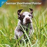 German Shorthaired Pointer 2014 Wall Calendar