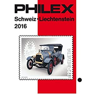 PHILEX Schweiz/Liechtenstein 2016: Mit allen Markenheftchen