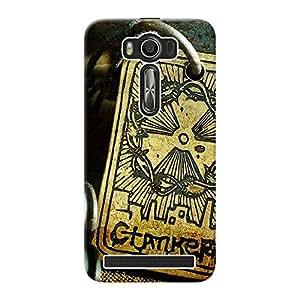 Mobile Back Cover For Asus Zenfone 2 Laser (6 Inch) (Printed Designer Case)