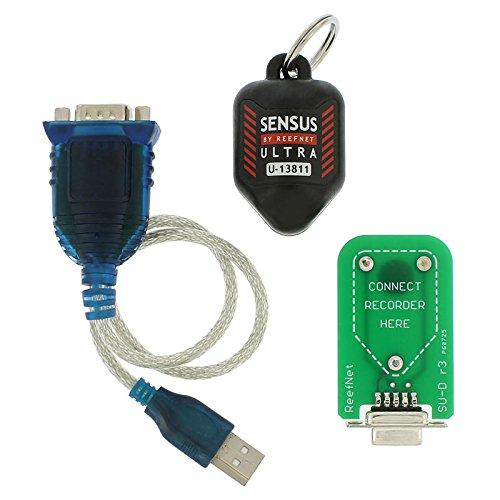 Sensus Ultra Data Recorder Complete Kit - Black