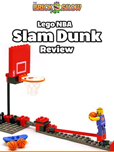 Review: Lego NBA Slam Dunk Review on Amazon Prime Video UK