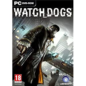 Preorder Watch Dogs Game for PC at Rs 1799 from Amazon