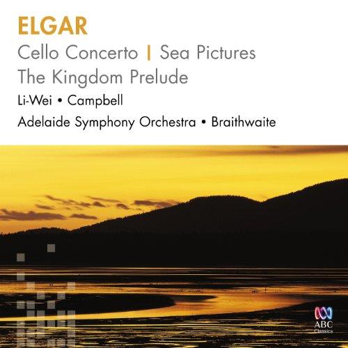 Elgar The Kingdom CD Covers