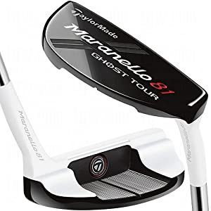 TaylorMade Ghost Tour 13 Putters Maranello 81 Right 35.0 by Taylor Made Products
