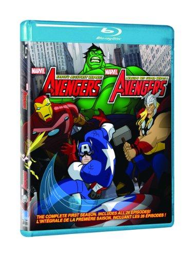 The Avengers: Earth's Mightiest Heroes - Season 1 [Blu-ray]