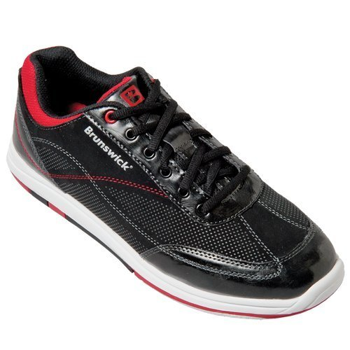 8mm-black-titanium-bowling-shoes-brunswick-black-salsa-black-black-red-size85-by-brunswick