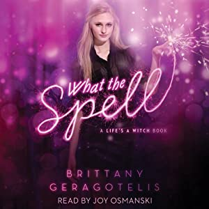 What the Spell | [Brittany Geragotelis]