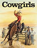 img - for Cowgirls (A Coloring Book) book / textbook / text book