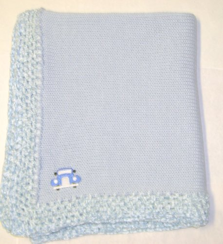 Baby Knitted Blankets front-1071074