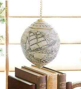 Whaler's Ornament