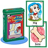 Things That Go Together Fun Deck Cards - Super Duper Educational Learning Toy for Kids