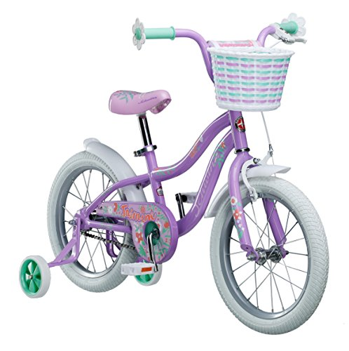 "Schwinn Girl's Jasmine Bicycle, 16"", Purple 2"