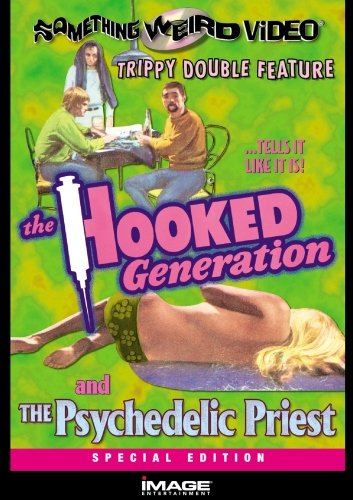 Hooked Generation & Psychedelic Priest [DVD] [1968] [Region 1] [US Import] [NTSC]