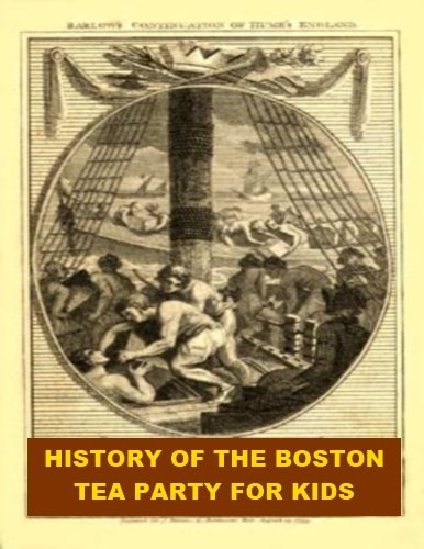 the boston tea party the colonial