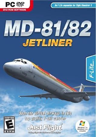 MD-81/82 Jetliner