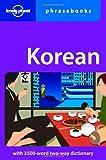Korean: Lonely Planet Phrasebook