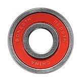 Bones Reds Precision Skate Bearings (8 Pack w/ Y-Tool & Spacers)