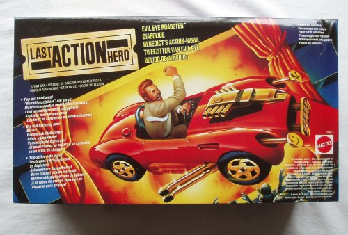 Last Action Hero Evil Eye Roadster Vehicle - 1