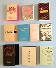 Lot of 10 Designer Fragrances Samples…