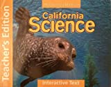 9780547021508: California Science Interactive Text Grade 5 (Teacher)