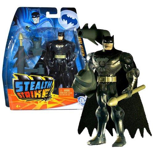 Mattel Batman Brave And Bold Stealth Strike Covert Attach Assault Figure X1254