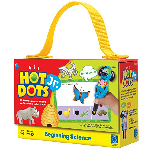 Educational Insights Hot Dots Jr. Beginning Science
