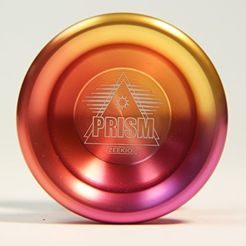 Zeekio Prism Aluminum ball bearing yo-yo with Anodized Finish by Zeekio kaufen