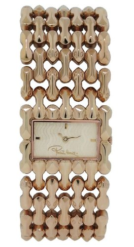 Roberto Cavalli RC ORYZA Women's Stainless Steel Case RRP520$ Watch R7253124027